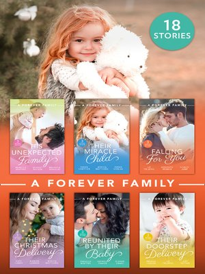 cover image of A Forever Family Collection